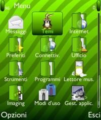 Темы для Nokia 5700